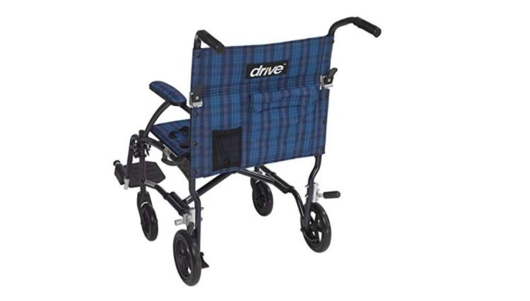 Drive Medical Fly Lite Transport Wheelchair Review