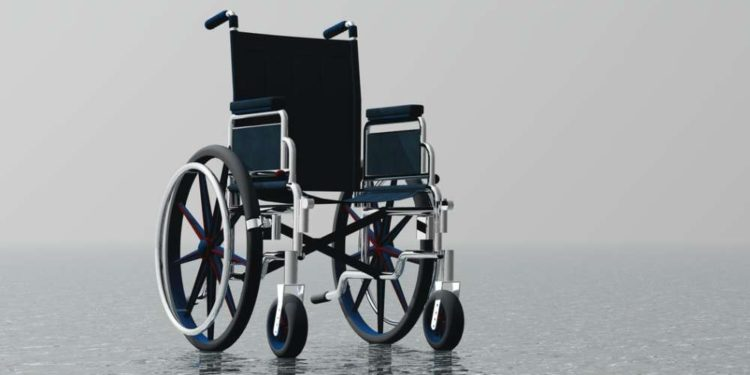 Variety of Wheelchair Types